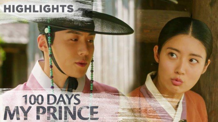 Nonton Film 100 Days My Prince Episode 1 - 16 Gratis, Drama Korea Romantis D.O EXO dan Nam Ji Hyun