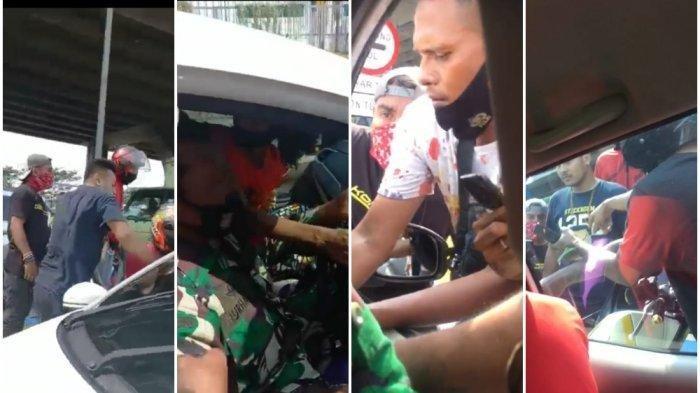 11 Debt Collector yang Kepung Anggota TNI saat Antar Orang Sakit di Koja Diringkus Polisi