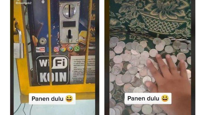 Kisah Danang Bikin Usaha Wifi Koin, Sehari Bisa Hasilkan Rp 100.000, Ini yang Diperlukan