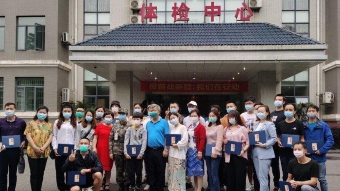 Begini Kisah Relawan yang Ikut Uji Coba Vaksin Virus Covid-19