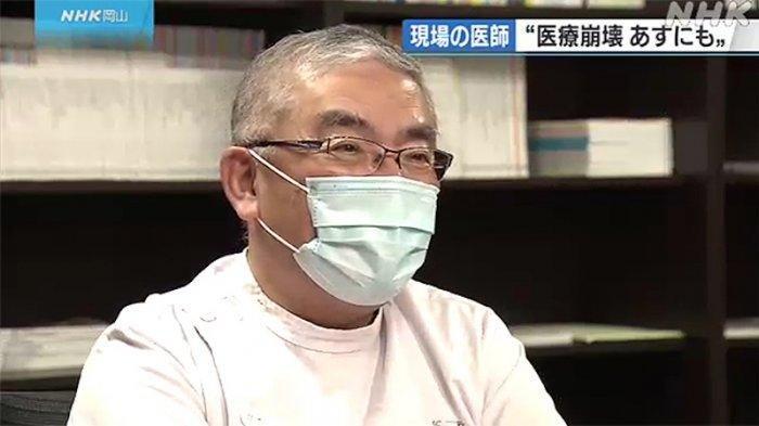Kenji Imajo Ingatkan Virus Corona Baru Makin Kuat, Usia 30 Tahunan Bisa Meninggal Akibat Corona