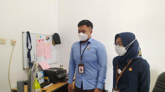 Jaksa Pengacara Negara (JPN) Kejari Bangka Barat mengikuti virtual In House Training secara virtual melalui Zoom Meeting