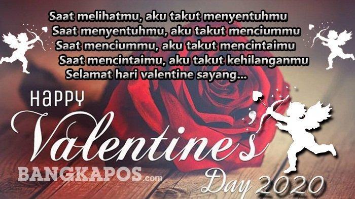 Valentine Day Inilah 10 Kata Kata Cinta Untuk Dikirim Kekasihmu Bahasa Inggris Beserta Artinya Bangka Pos