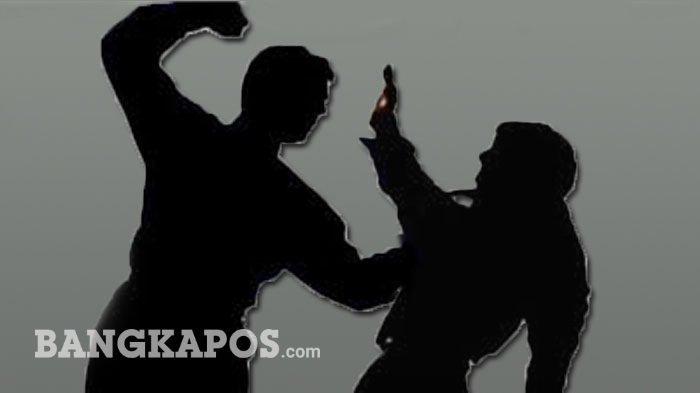 NASIB Pelajar SMA Mabuk Miras Tendang Perwira Polisi