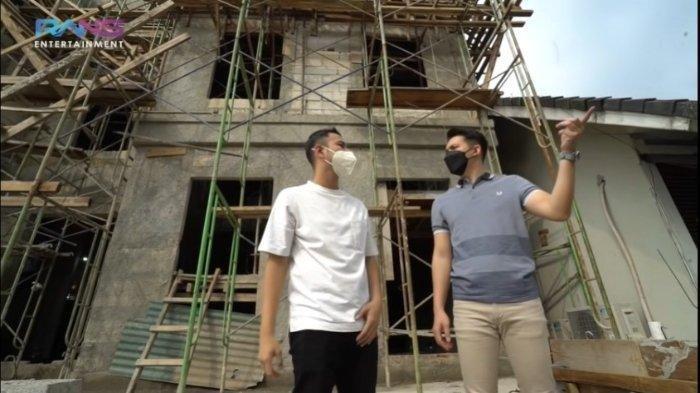 Raffi Ahmad TIba-tiba Tunjukkan Hal Tak Lazim di Area Pembangunan Rumahnya, Irwansyah: Hah Serius?