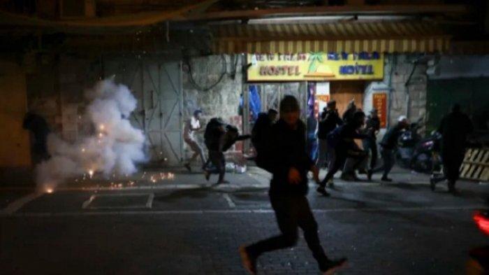Bukan Gas Air Mata, Israel Ternyata Gunakan 'Air Seni' Hewan yang Bau untuk Usir Pendemo Palestina