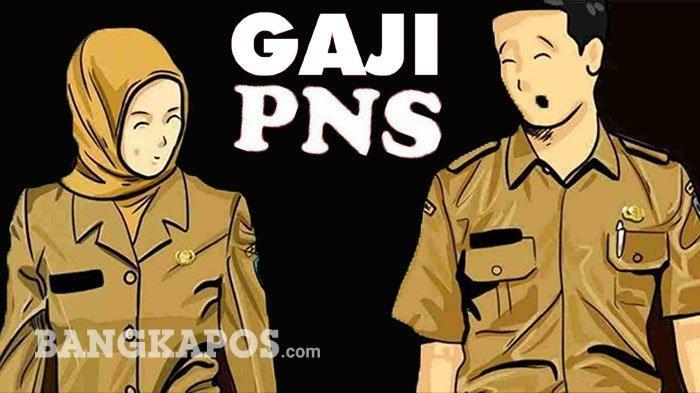Makin Makmur, Ternyata Segini Gaji PNS di Pemerintahan Era Jokowi, Ditambah Lagi Fasilitas Ini?