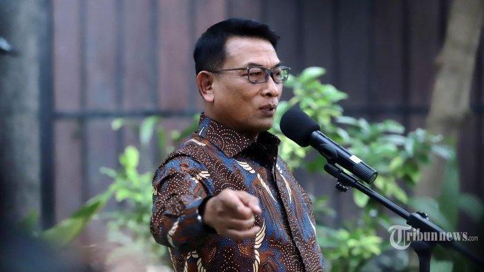 Moeldoko Ungkap di Balik Penunjukan Luhut Jadi Panglima Perang PPKM Darurat Jawa-Bali