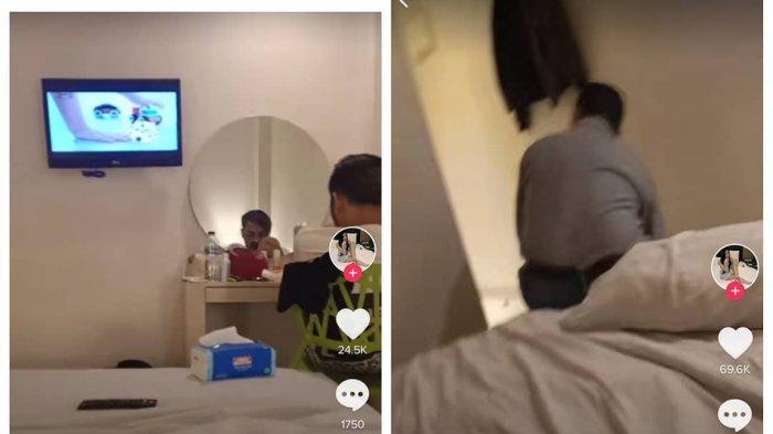 Oknum Satpol PP Digerebek Istri Tengah Tidur dengan Wanita Lain di Hotel, Kini Nasibnya Memilukan