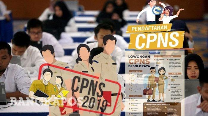 KABAR TERBARU Kelanjutan Tes CPNS 2019, Kepala BKN Sampaikan Tes SKB Digelar Agustus-September 2020