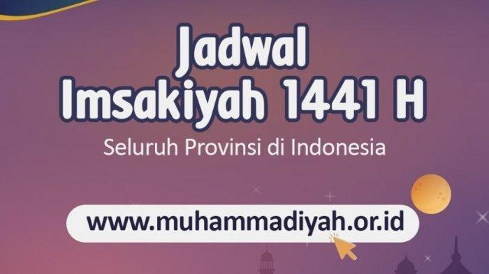 Jadwal Imsakiyah Ramadan 2020 Wilayah Bengkulu