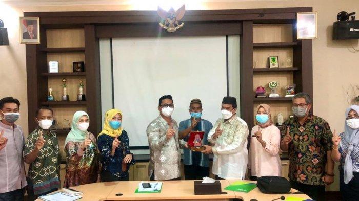 BPJS Ketenagakerjaan Cabang Pangkalpinang Terima Kunjungan Komisi I DPRD Bangka Tengah