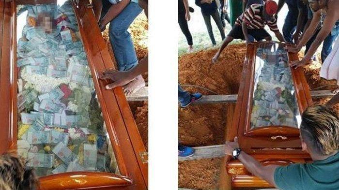 Politisi Ini Minta Kuburannya Disumpal Uang Rp 76 Juta, Rencana Buat Nyogok Agar Lolos Siksa Neraka