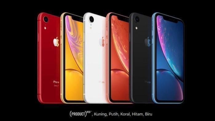 Harga HP iPhone 18 Agustus 2020, APPLE iPhone XS Max, iPhone 8 Plus hingga iPhone XS