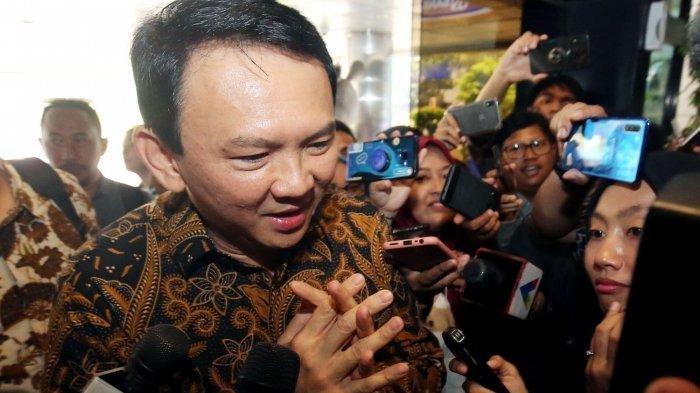 AHOK BTP Bongkar 'Isi Perut' Pertamina hingga Soal Pejabat Perusahaan Dicopot Tapi Terima Gaji Tetap