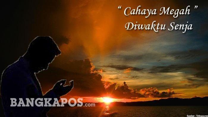 Bacalah Doa Ini saat Terjadi Gempa Bumi, Doa Meminta Perlindungan