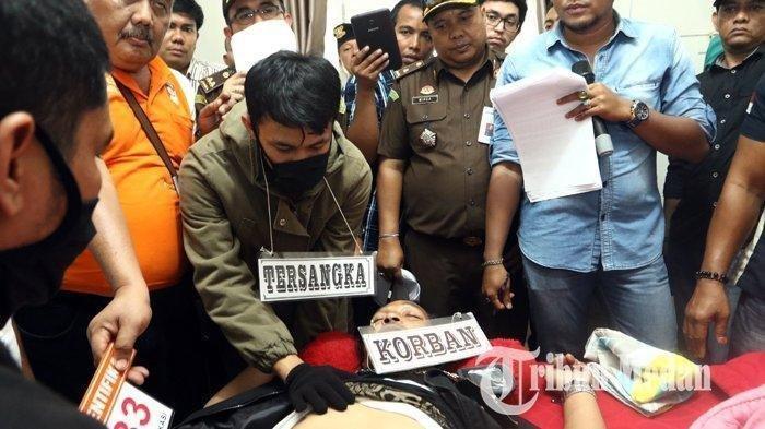 Eksekutor Pembunuhan Hakim Jamaluddin Hampir Setiap Malam Jumat Datang ke Rumah
