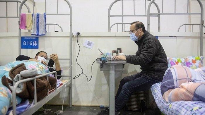 China Andalkan Obat Tradisional, 85 Persen Pasien Virus Menular Corona Bisa Disembuhkan