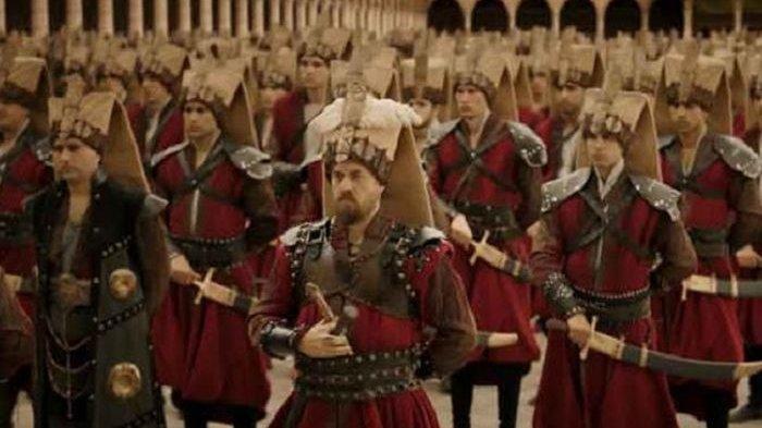 Yanisari, si Pasukan Elit, Prajurit Sultan Muhammad Al Fatih Pembunuh Raja Dracula 'Penghisap Darah'