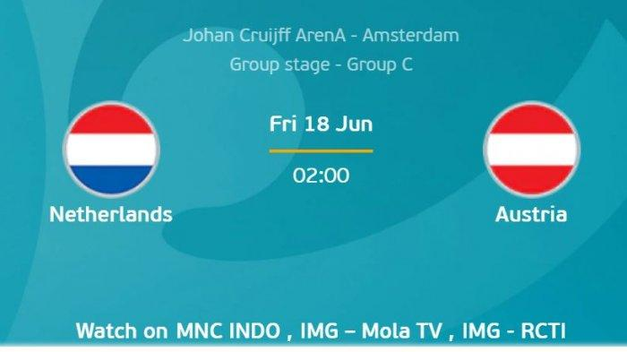 Preview EURO 2020 Belanda Vs Austria, Matthijs de Ligt Siap Menghadang Alaba Ciptakan Sejarah