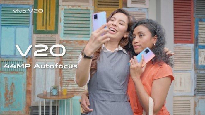 Harga dan Spesifikasi Handphone Vivo Terbaru Oktober 2020
