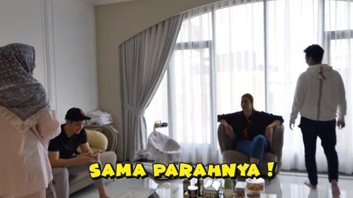 Baim Wong Sampai Terperangah Lihat Kondisi Ruang Salat di Rumah Zaskia Sungkar, Paula: Liftnya Bagus