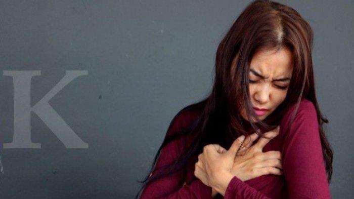 Perlu Diketahui, Diawali Nyeri Dada Ini Beda Gejala Asam Lambung dengan Sakit Jantung
