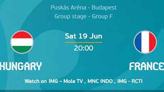 Preview EURO 2020 Hungaria Vs Prancis, Juara Dunia Butuh Kemenangan Sekali Lagi