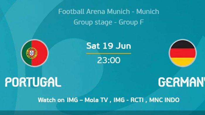 Preview EURO 2020 Jerman Vs Portugal, Joachim Löw Berusaha Membalikan Keadaan