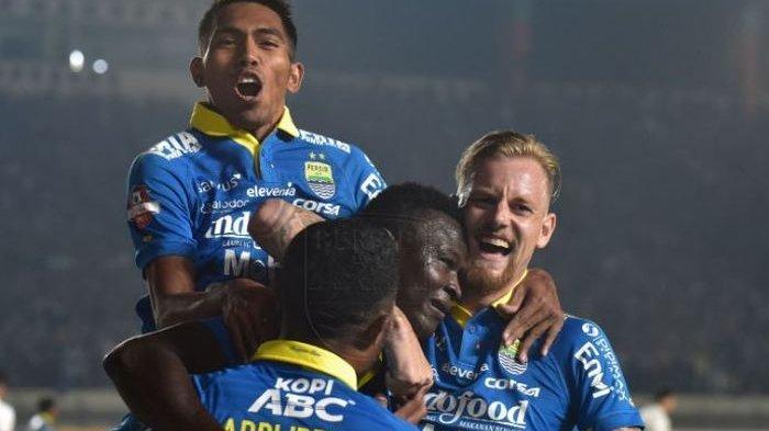 DERETAN Top Scorer Persib Bandung, Ada Pemain Timnas Indonesia