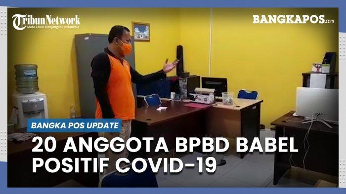 Sampel Petugas BPBD Bangka Belitung yang Positif Covid-19 Diambil, Mikron Curiga Kasus Varian Baru
