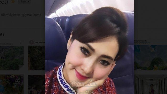 Sosok Pramugari Diduga Calon Istri Sule, Instagram di-Follow Rizky Febian