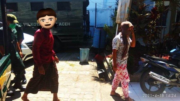 Pasangan Haram Ngaku Udah Main 2X Lebih Sebelum Imsak, HA dan FSN Dimandikan Dengan Air Comberan