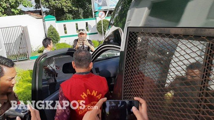 Mantan Sekretaris Dewan Pangkalpinang Resmi Ditahan Jaksa Terkait Kasus SPPD Fiktif