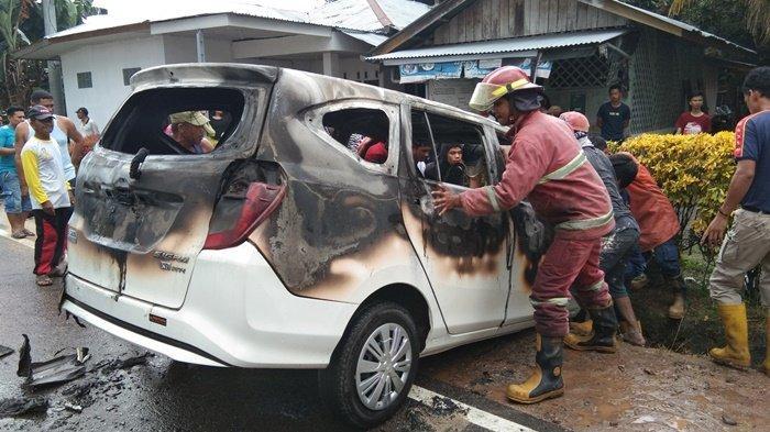 Penting Bawa APAR, Cegah Penambahan Kasus Mobil Terbakar