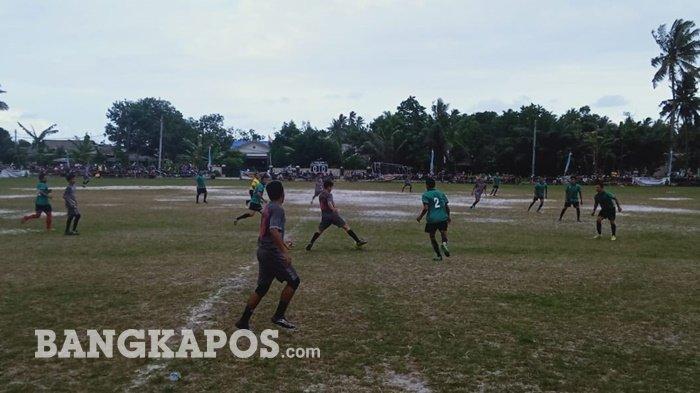 Dramatis, Terak FC Kalah 1-3 Lawan Boca Jelutung Adu Penalti