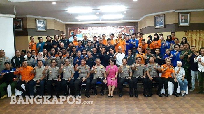 Kapolda Kumpulkan 150 Penyelam di Bangka Belitung