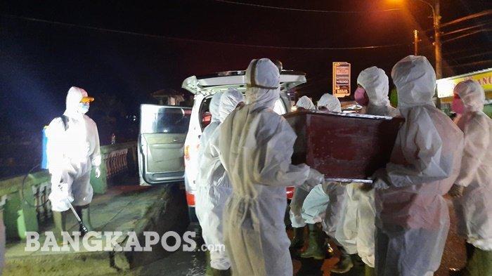 Masyarakat Dimita Tak Khawatir Soal Pemakaman Jenazah Covid-19, Prosedurnya Sesuai Standar WHO