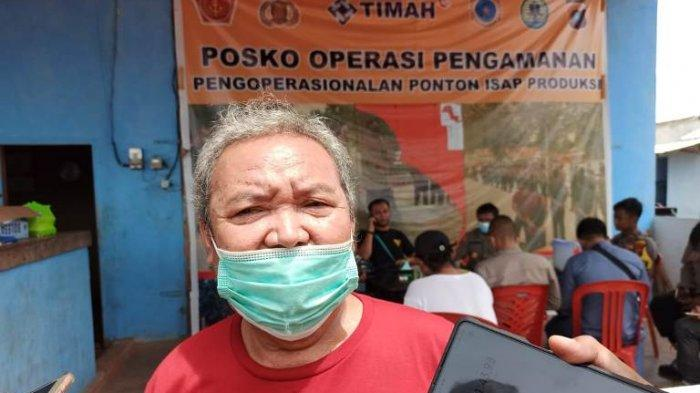 Nelayan Sungkur Terperosok ke Lubang Bekas Tambang, Ketua RT: Aktivitas Tambang Terlalu Dekat