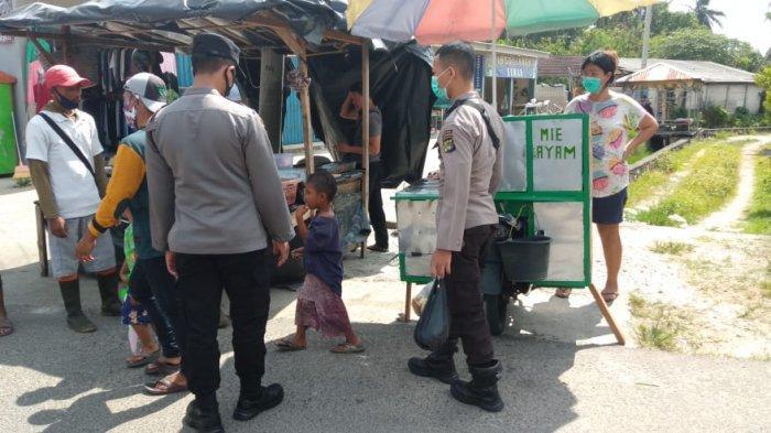 Bocah Tersesat di Pasar Kite, Patroli Shabara Bantu Cari Orangtua Anak