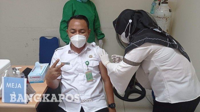 Penyintas Covid-19 Boleh Divaksin, dr Fauzan Beberkan Syarat san Ketentuannya.