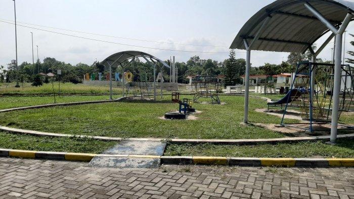 Fasilitas RTH Alun-Alun By Pas Koba Rusak, DLH Bangka Tengah Sudah Puluhan Kali Lakukan Perbaikan