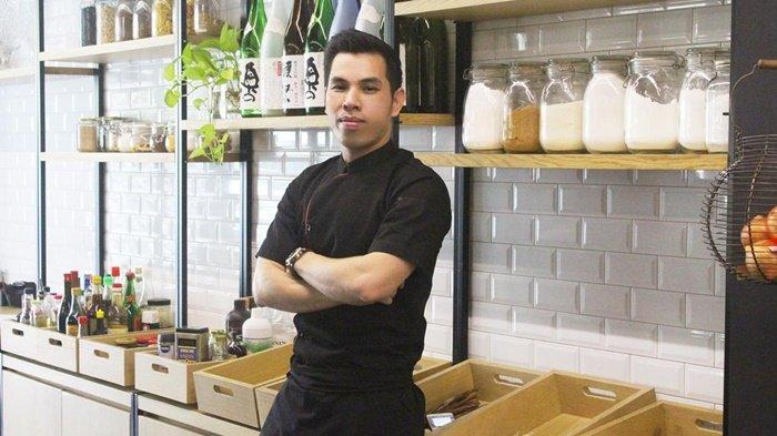 Berawal dari Hobi Raka Aryuda Tertantang jadi Chef Profesional, Digandeng Diva Dangdut Papan Atas - 20210308-chef4.jpg