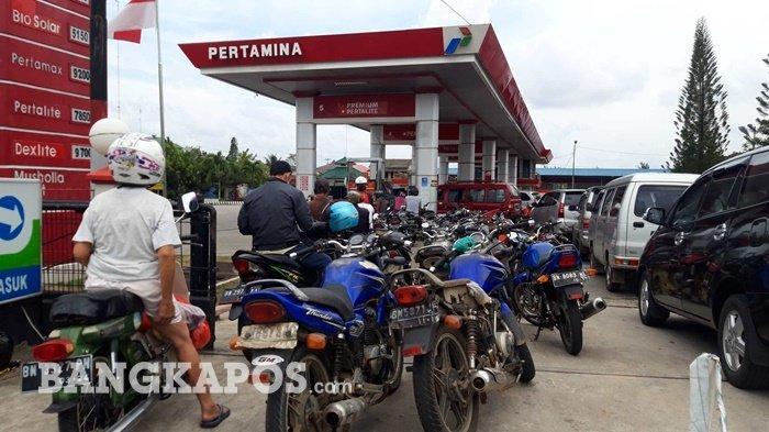 Rencana PT Pertamina Peralihan Premium ke Pertalite, Harga Lebih Mahal Kurang Diminati