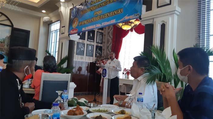 Ketum Asosiasi Pengusaha Tambak Indonesia Nusantara Puji Bupati Mulkan, Hidayat: Dia Bupati Terbaik