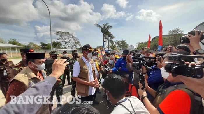 Doni Monardo Minta Disiplin Protokol Tak Kendur, Vaksinasi Tak Menjamin Bebas dari Corona
