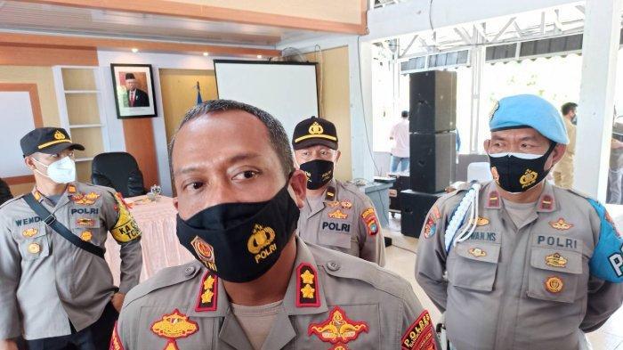 Kapolres Bangka Selatan Ultimatum Anggota, Bakal Tindak Tegas yang Salah Gunakan Senjata Api