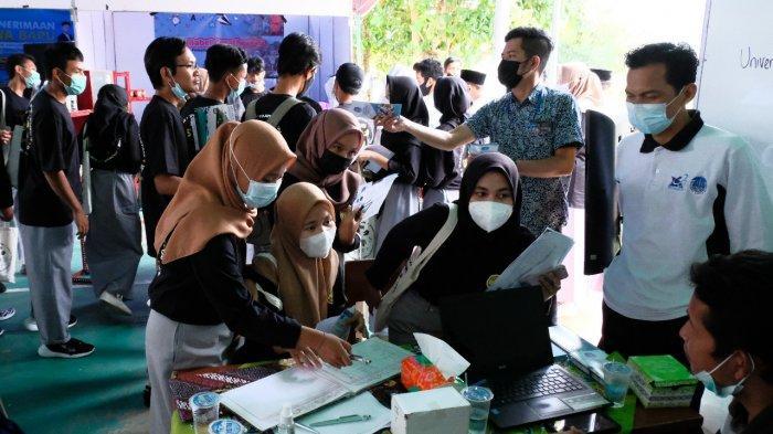 UBB Umumkan 518 Peserta Lolos SNMPTN 2021, Total Pendaftar 3.164 Siswa