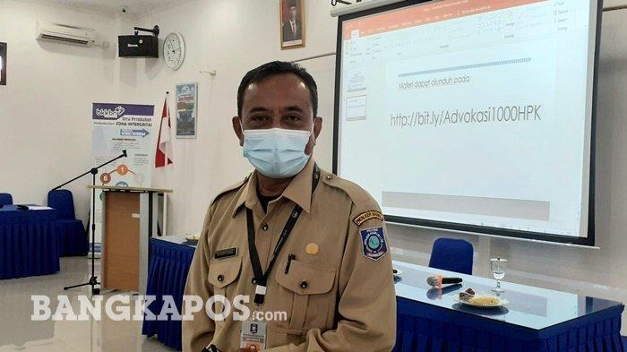 Capai 12, 38 Persen, Bangka Barat Jadi Kabupaten Angka Stunting Tertinggi di Bangka Belitung