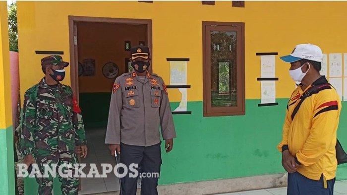 PPKM Mikro Desa Sadai Selesai, Wakil Satgas Pengendalian Covid-19 Berikan Apresiasi ke Seluruh Pihak